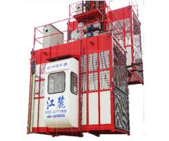 江麓SC200/200B变频调速系列施工升降机