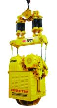 上工机械DZJ500S电驱振动桩锤高清图 - 外观