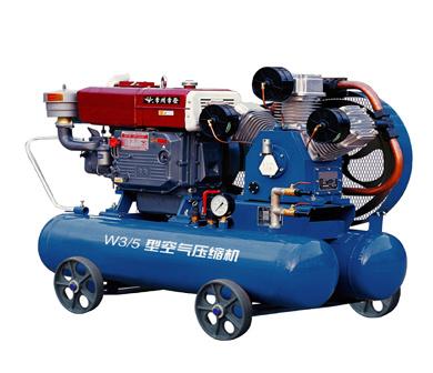 志高W3/5矿用空压机