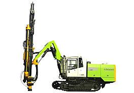 志高ZGYX-660全液压露天凿岩钻车