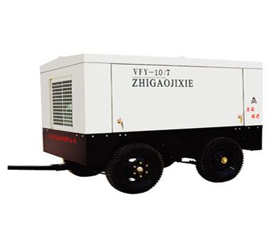 志高DVFY10/7电动移动式空压机