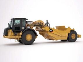 卡特彼勒CAT®621K轮式拖拉机铲运机