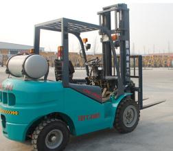 海麟重工HL 35双燃汽(石油/液化汽)高清图 - 外观