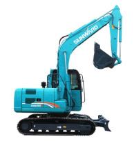 山河智能SWE90E小型挖掘机