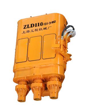 上工亚搏直播视频appZLD110/65-3-M2三轴式连续墙钻孔机