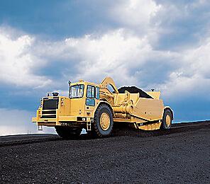 卡特彼勒CAT®657G轮式牵引式铲运机