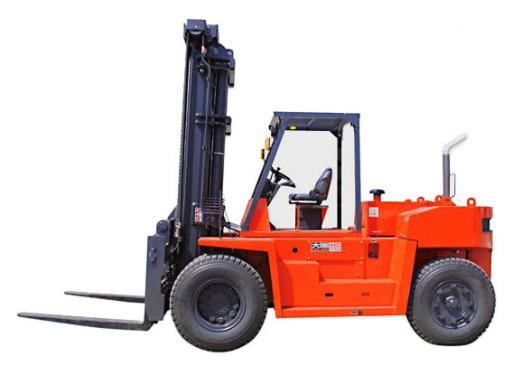 大连叉车CPCD100平衡重式内燃叉车(10-15吨)