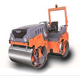 悍马HD 14 VO 双钢轮振动振荡压路机