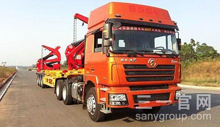 三一重工SY9401TZX 3503自装卸车高清图 - 外观