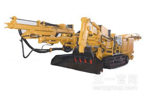 三一重工CMZY1-70/12钻装机高清图 - 外观