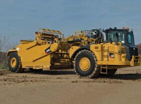 卡特彼勒623K轮式拖拉机铲运机