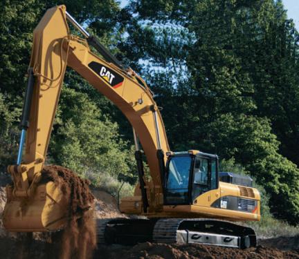 卡特彼勒CAT®336D/D L 系列 2液压挖掘机