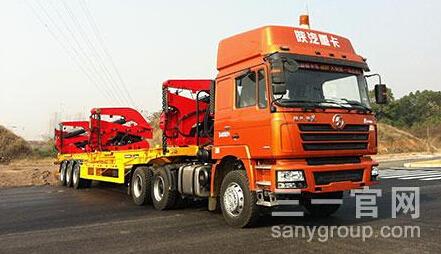 三一重工SY9400TZX 3501自装卸车高清图 - 外观