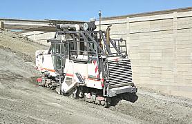 维特根2200 SM 露天采矿机