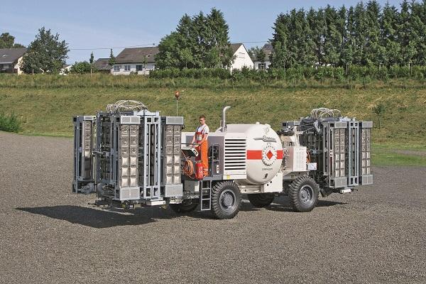 维特根HM 4500 加热机高清图 - 外观