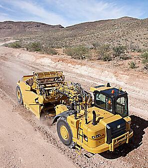 卡特彼勒CAT®623H轮式推土机式铲运机