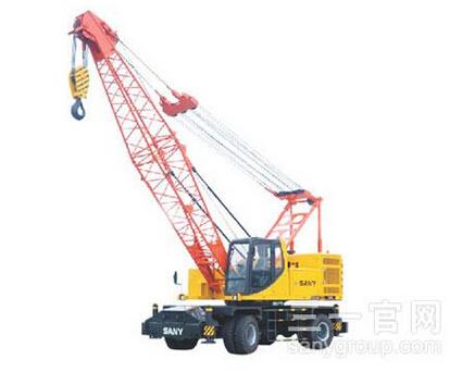 三一重工SQLY35/SQLS3504港口輪胎式起重機
