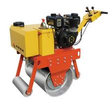 山联重科SLYL600小型单钢轮振动压路机