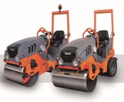 悍马HD 10C VV 双钢轮振动压路机