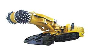 三一重工EBH360悬臂式掘进机