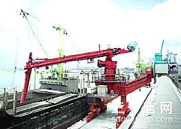 三一重工1200系列SL790T螺旋式连续卸船机