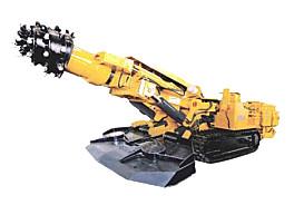 三一重工EBZ100悬臂式掘进机