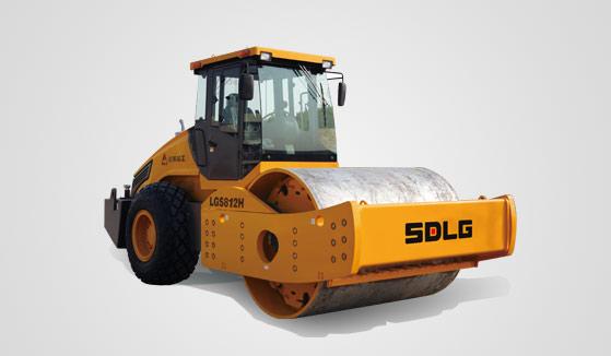 山东临工RS6220液压单驱动单钢轮振动压路机高清图 - 外观