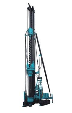 山河智能SWSD3612强力多功能钻机