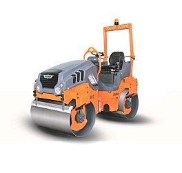 悍马HD 10 VO 双钢轮振动振荡压路机