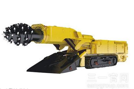 三一重工EBZ160Z悬臂式掘进机