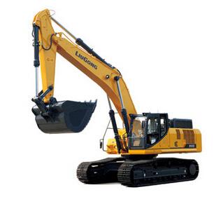 柳工CLG950E挖掘机