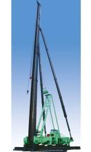 上工机械JB180步履式全液压三支点打桩架高清图 - 外观
