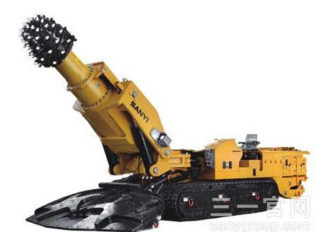 三一重工EBZ280A悬臂式掘进机