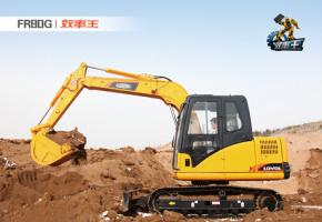 雷沃重工FR80G/效率王挖掘机