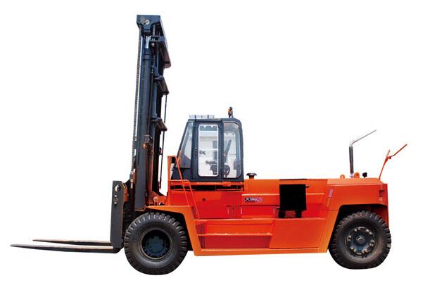大连叉车FD250平衡重式内燃叉车(23-25吨)高清图 - 外观