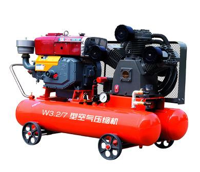 志高W3.2/7J矿用空压机