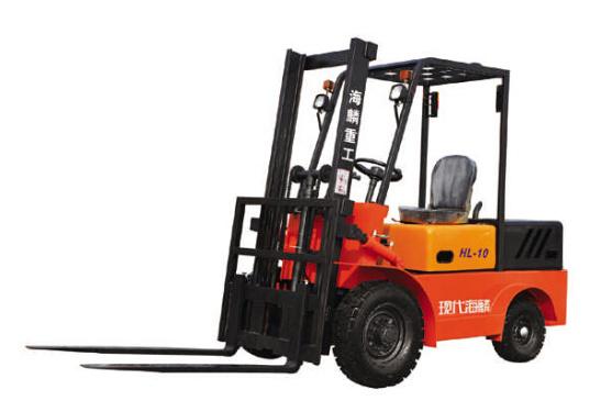海麟重工HL10-15柴油搬运车