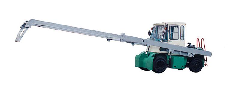大连叉车BZCD35A扒渣车高清图 - 外观