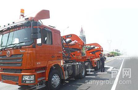 三一重工SY9402TZX 3505自装卸车高清图 - 外观