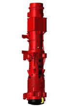 上工机械D250筒式柴油打桩锤高清图 - 外观