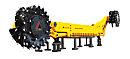 北方交通MG450/1080-WD采煤机高清图 - 外观