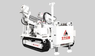 北方交通ZDY4000LK煤矿用全液压坑道钻机