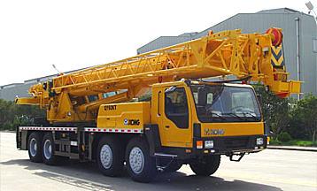 徐工QY60KT(油田型)汽车起重机