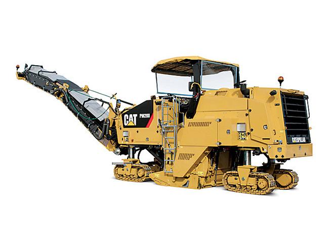 卡特彼勒PM200铣刨机