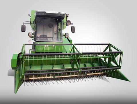 中联重机谷王PH50水稻收割机