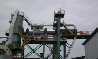 斯贝柯热再生沥青混凝土设备