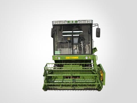 中联重机谷王TB50小麦收割机高清图 - 外观