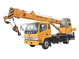 森源重工6吨汽车起重机