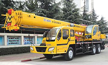 徐工QY25B.5II汽车起重机