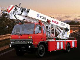 徐工DG22C登高平台消防车
